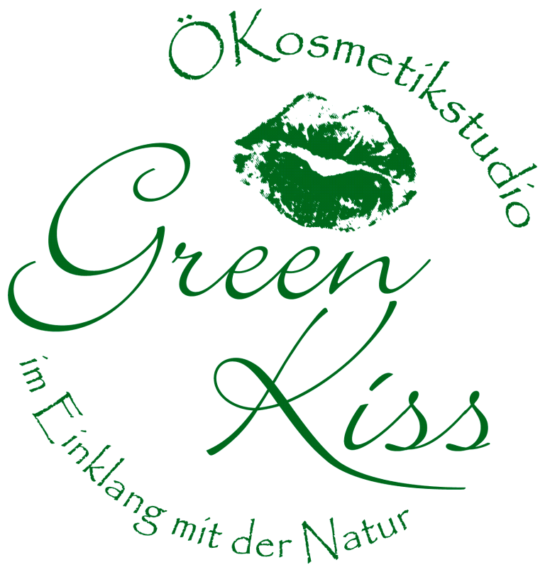 Green Kiss Logo 2012 Papyrus grün-gelb